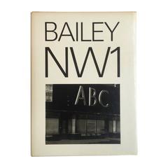 """""""David Bailey – Bailey NW1,"""" Book 1982"""
