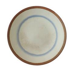 Nanni Valentini Large Ceramic Wall Plate for Ceramica Arcore, Italy 1960s
