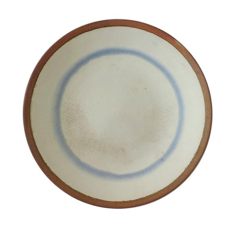 Nanni Valentini Large Ceramic Wall Plate for Ceramica Arcore, Italy 1960s For Sale