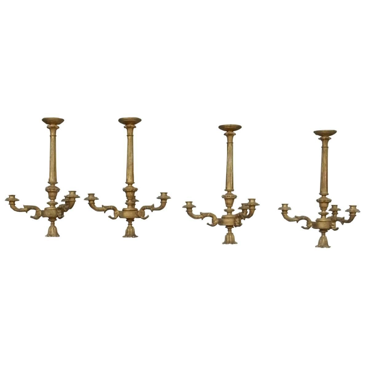 Pair Of Small Chandeliers At 1stdibs