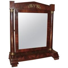 "Empire French Period Mirror ""Psychee"""