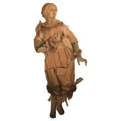 18th Century Creche Figure, Italian