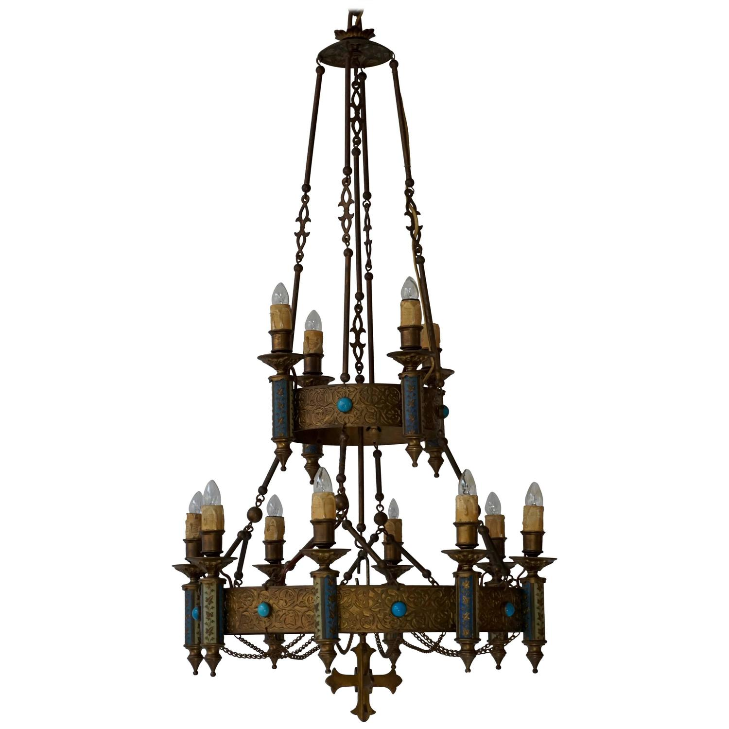 sc 1 st  1stDibs : gothic lighting - azcodes.com