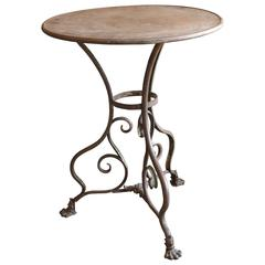 French Garden Table by Arras