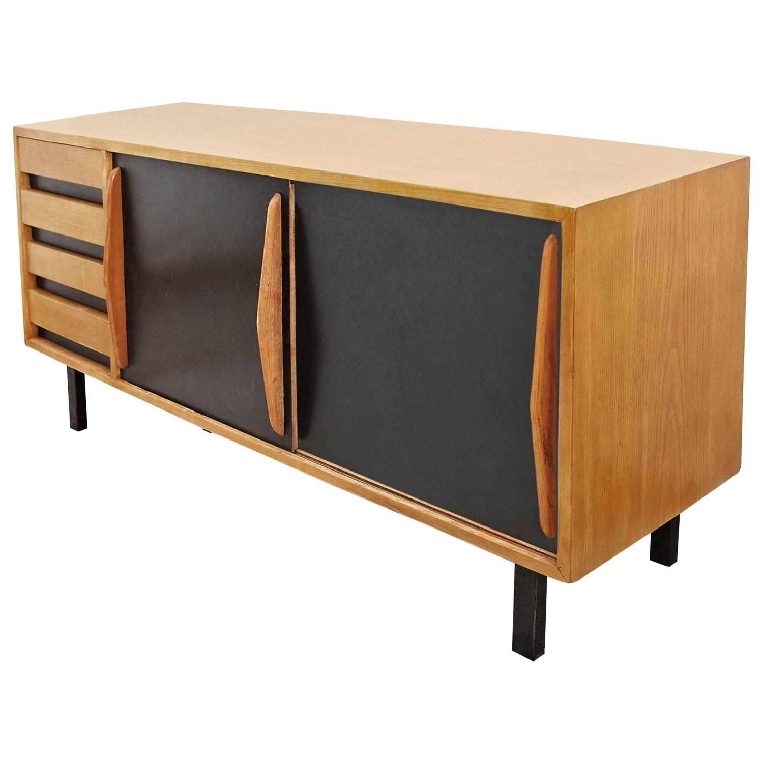Charlotte perriand cansado sideboard circa 1950 at 1stdibs for Furniture 1950