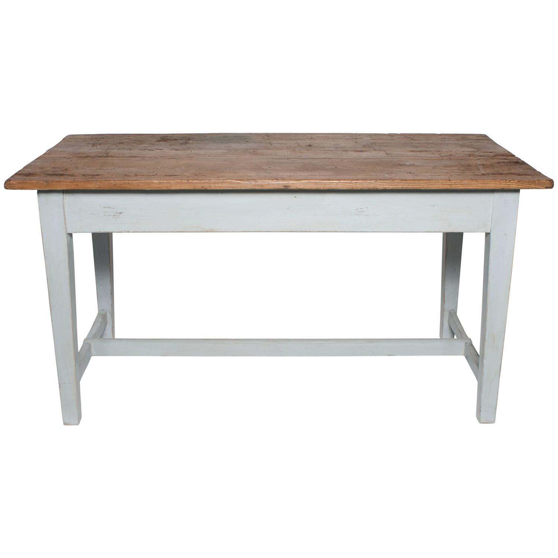 pine kitchen table at 1stdibs