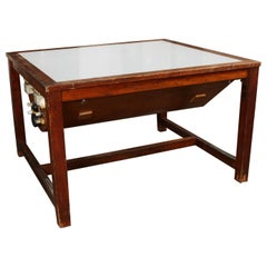 Early 1900s Light Table