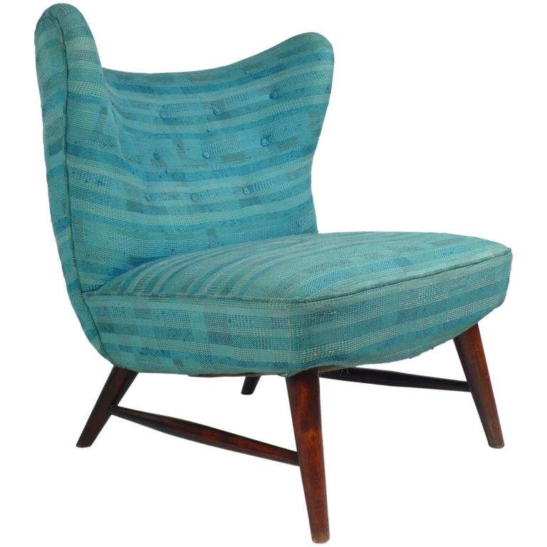 201 Armless Chair by Elias Svedberg  For Sale