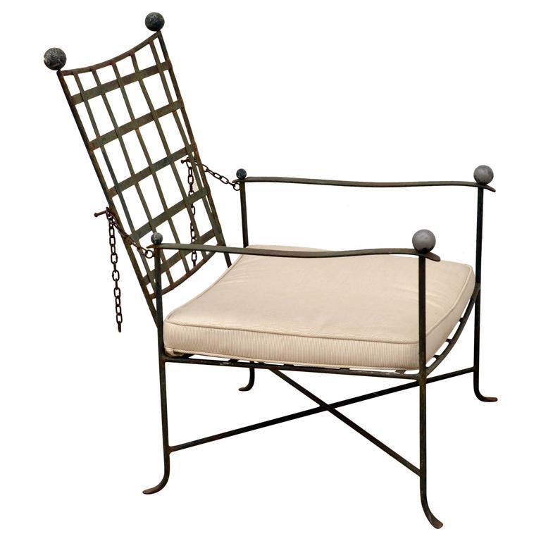 Reclining Armchair by Mario Papperzini for John Salterini