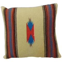 Vintage Navajo Style Indian Decorative Pillow
