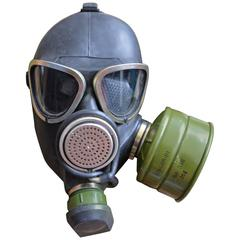 1970s Soviet Union Military Army Gas Mask