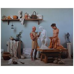 """The Artist's Studio"" Print by Eleanor Antin"