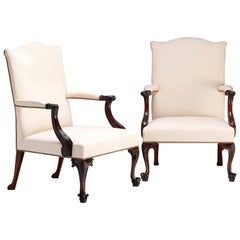 Gainsborough Chairs in the Chippendale manner