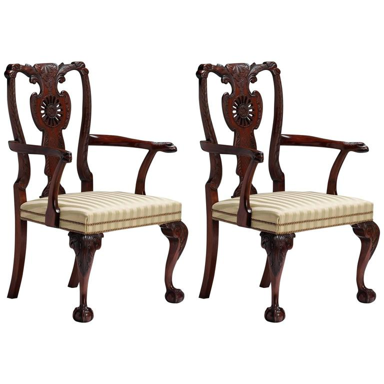 Irish Armchairs For Sale