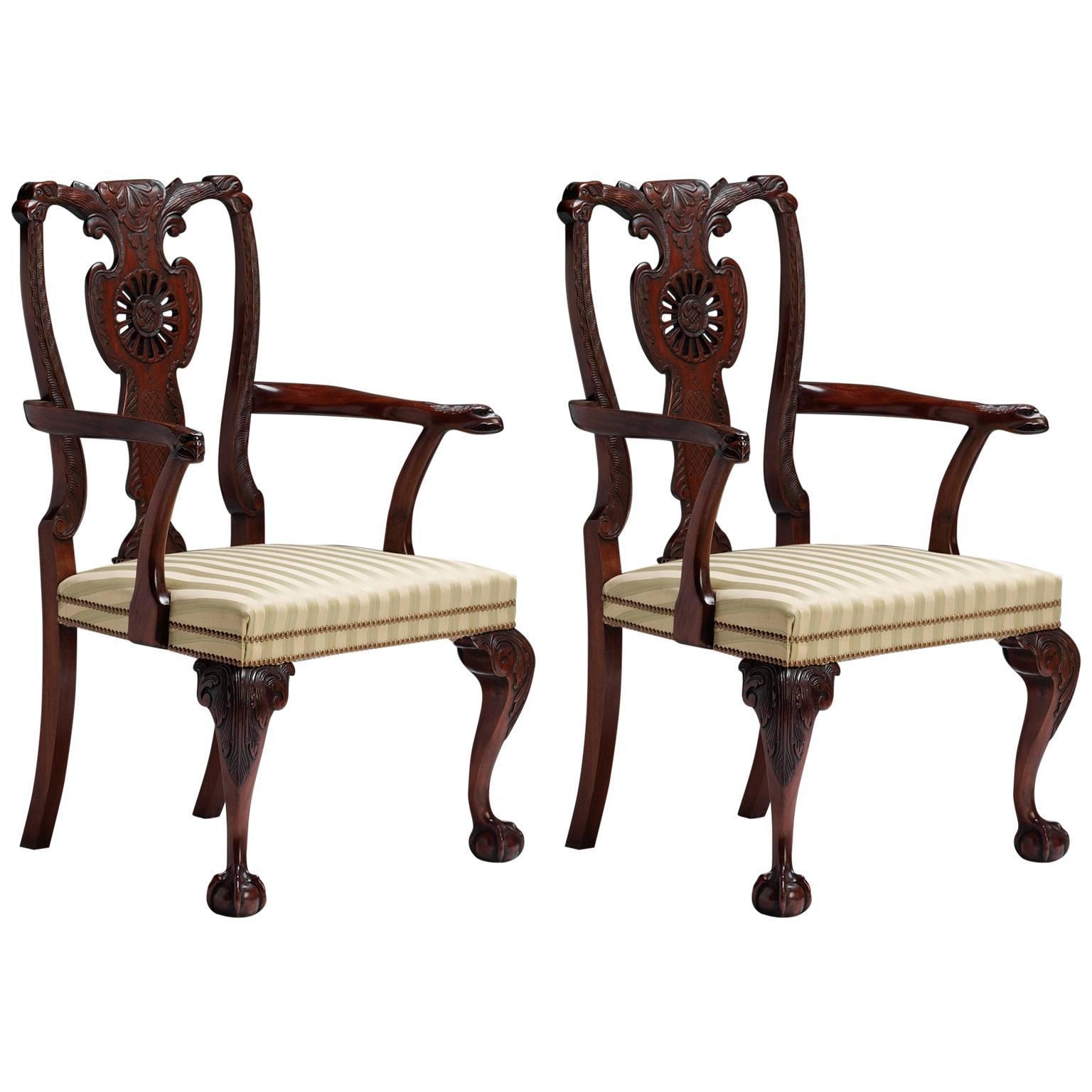 Irish Armchairs