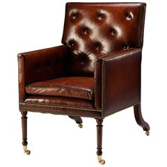 Country House Library Chair