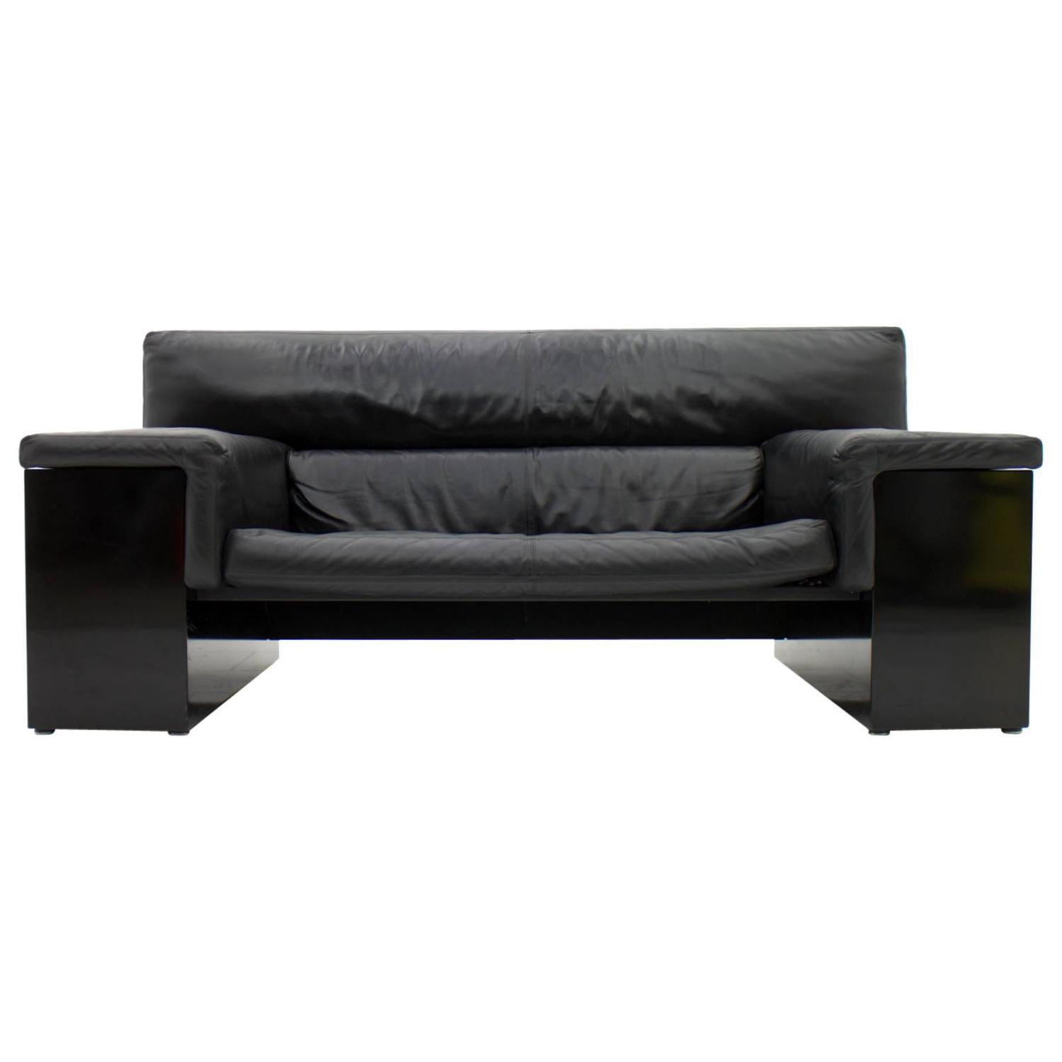 "Two Seater Sofa ""Briga r"" by Cini Boeri for Knoll 1970 s For"