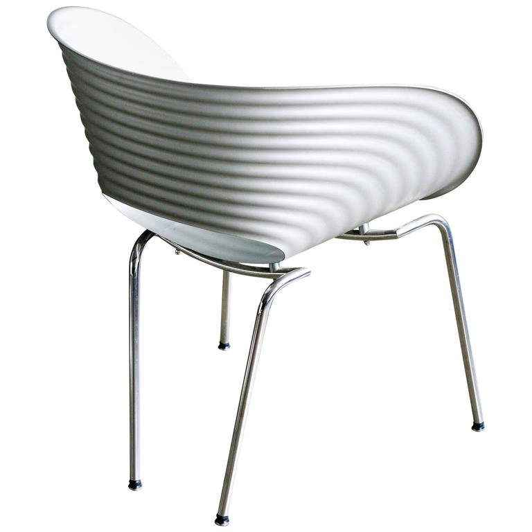 rare aluminum tom vac chair designed by ron arad for sale at 1stdibs. Black Bedroom Furniture Sets. Home Design Ideas
