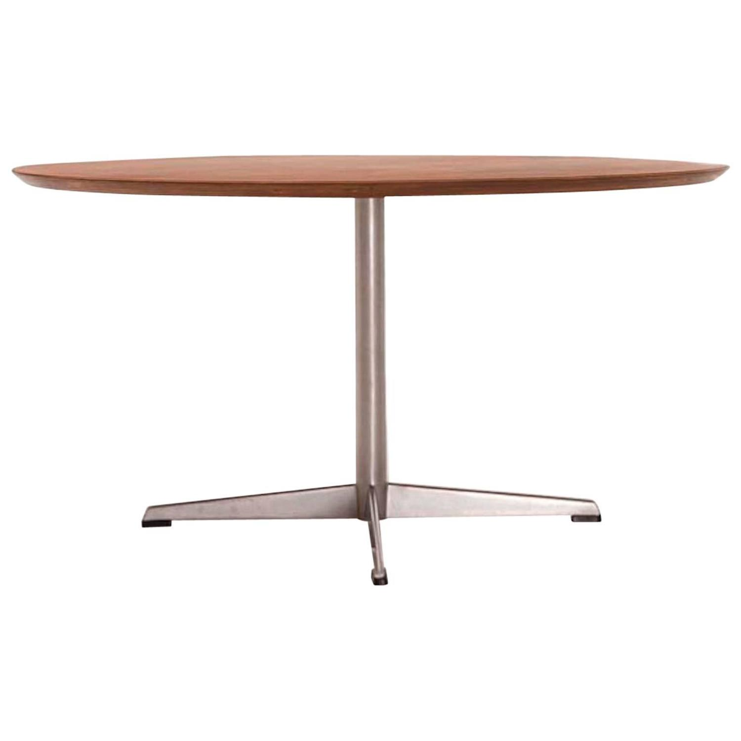 Vintage Danish Modern Coffee Or Cocktail Table By Arne Jacobson At 1stdibs