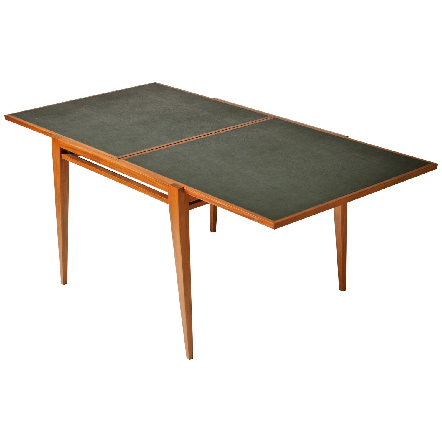 French Flip Top Dining Table For Sale At 1stdibs