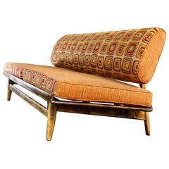 Mid-Century Slipper Sofa