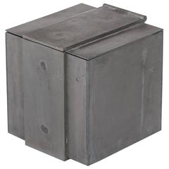 Large Iron Jewelry Box by P4H (Parts of Four Home)