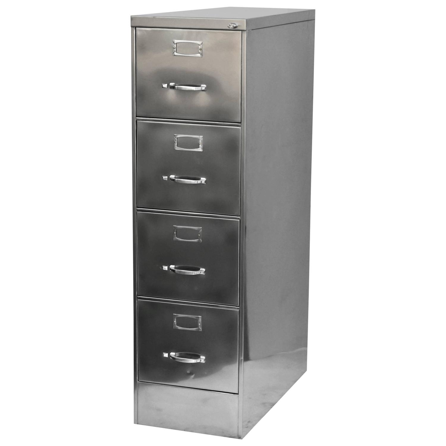 Beautiful Online Office Vintage Industrial Steel Filing Cabinet 10 Drawer.