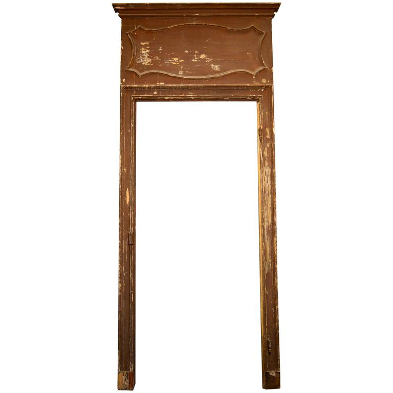 Early 19th Century Italian Door Surround