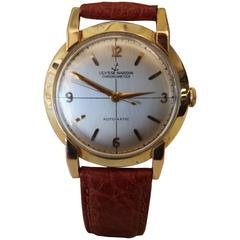 Ulysse Nardin Chronometer Automatic Men's Wristwatch 14K Gold
