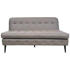 Paul McCobb Style Armless Sofa