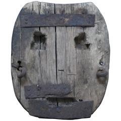 Horses Bog Shoe with Mask Image