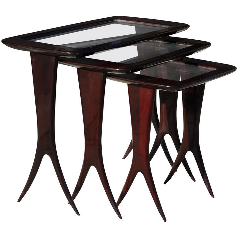 Set of Nesting Tables by Raphael Décorateur 1