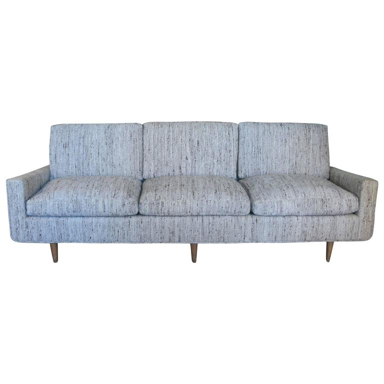 Vintage 1950s modern sofa by florence knoll at 1stdibs for Florence modern sectional sofa