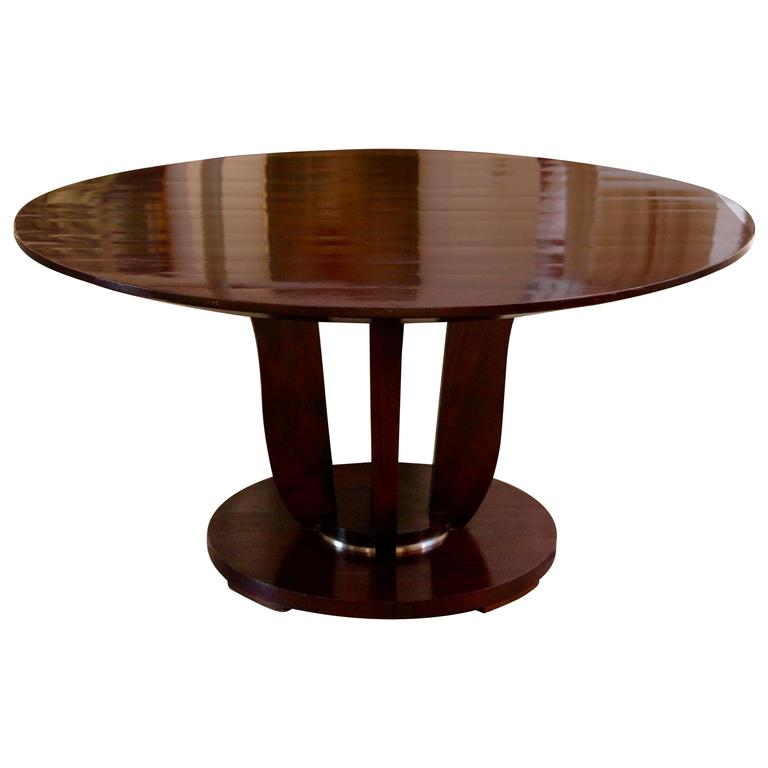 barbara barry for baker dining table at 1stdibs
