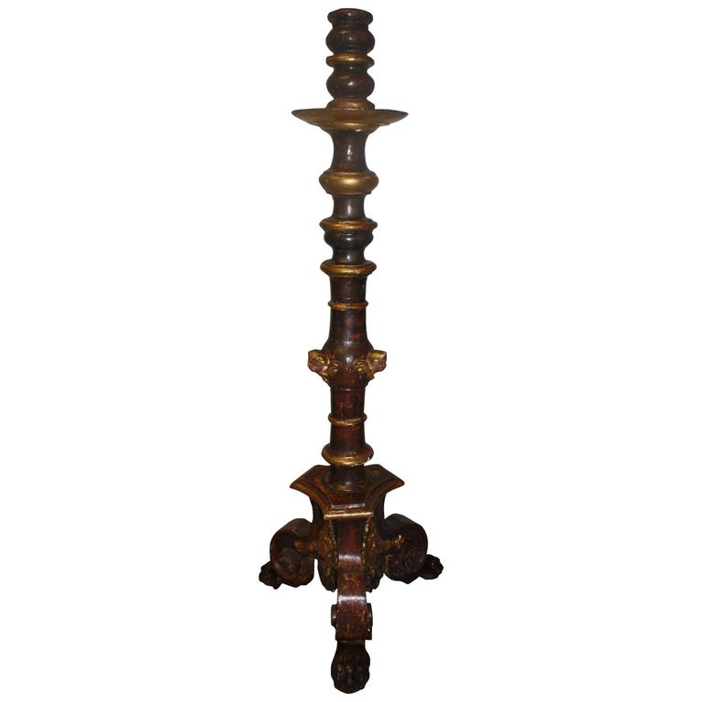 Beautiful 18th Century Italian Candelabra