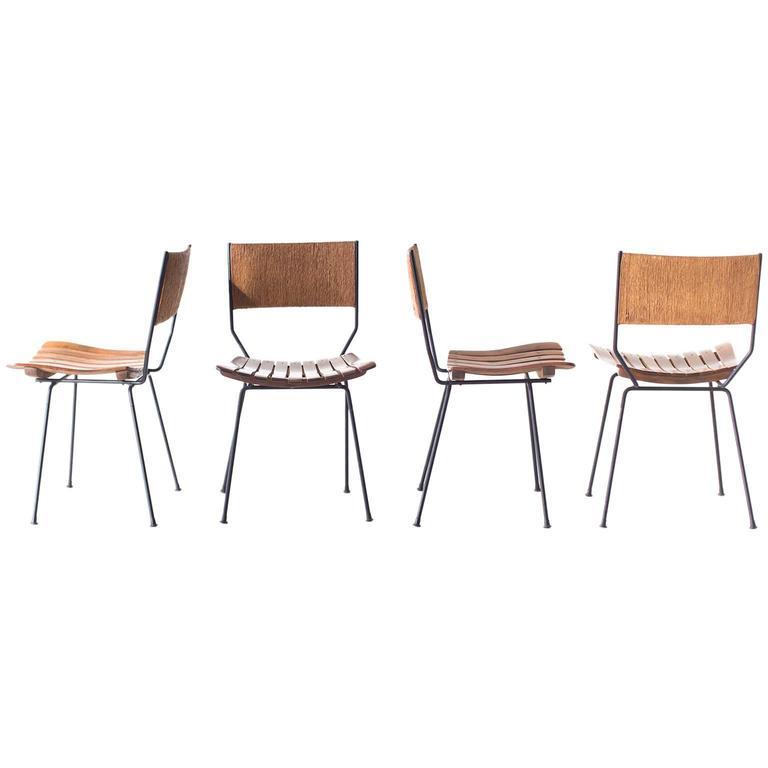 Arthur Umanoff Dining Chairs for Raymor