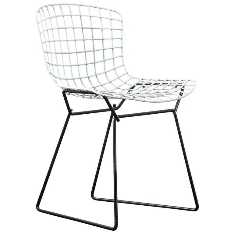 Vintage Knoll Child 39 S Chair By Harry Bertoia At 1stdibs