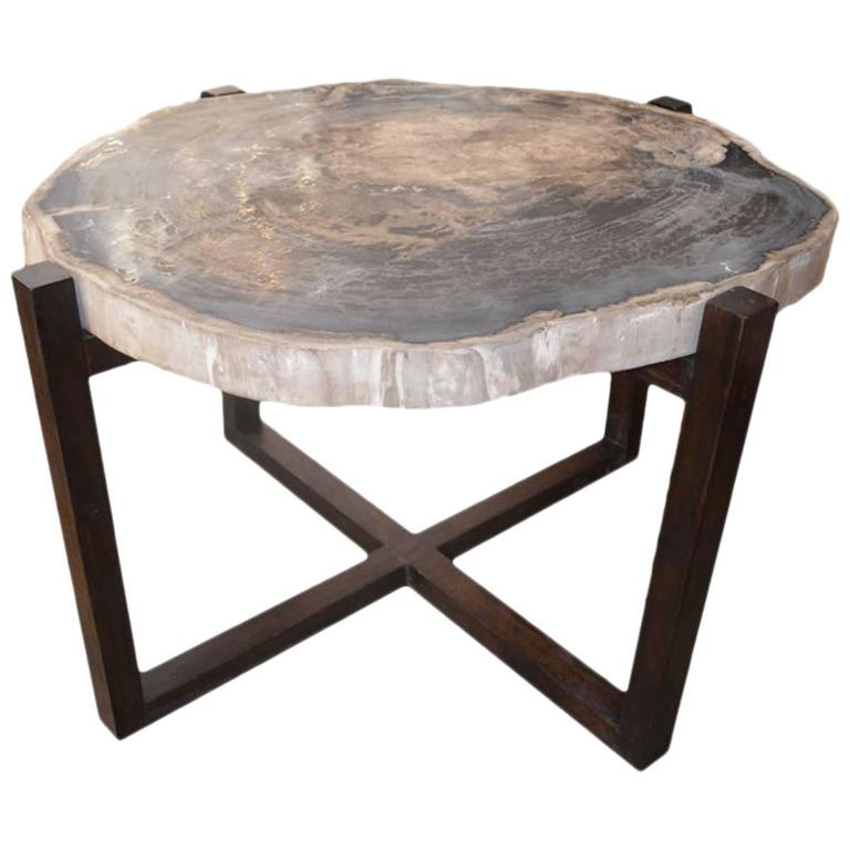 Sliced Log Coffee Table Images Diy Birch Tree
