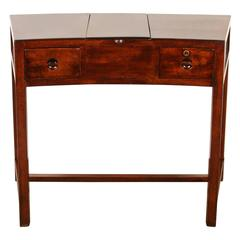 French Colonial Make-Up Table