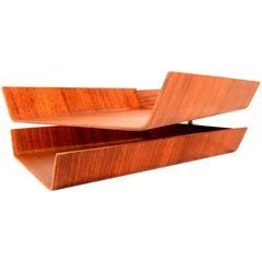 Florence Knoll Paper Tray Set