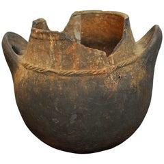 Primitive Kenyan Clay Jar