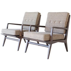 Carlo de Carli Lounge Chairs for M. Singer & Sons