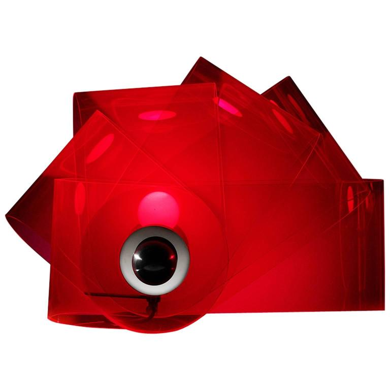 Gherpe Lamp by Superstudio, Italy For Sale