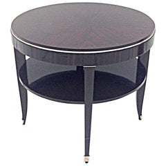 French Art Deco Table in the style of Ruhlmann
