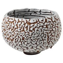 Contemporary Ceramic Cup by Rozenn Bigot