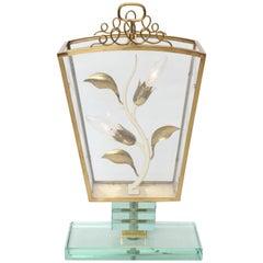 Table Lamp Art Moderne Italian 1940's