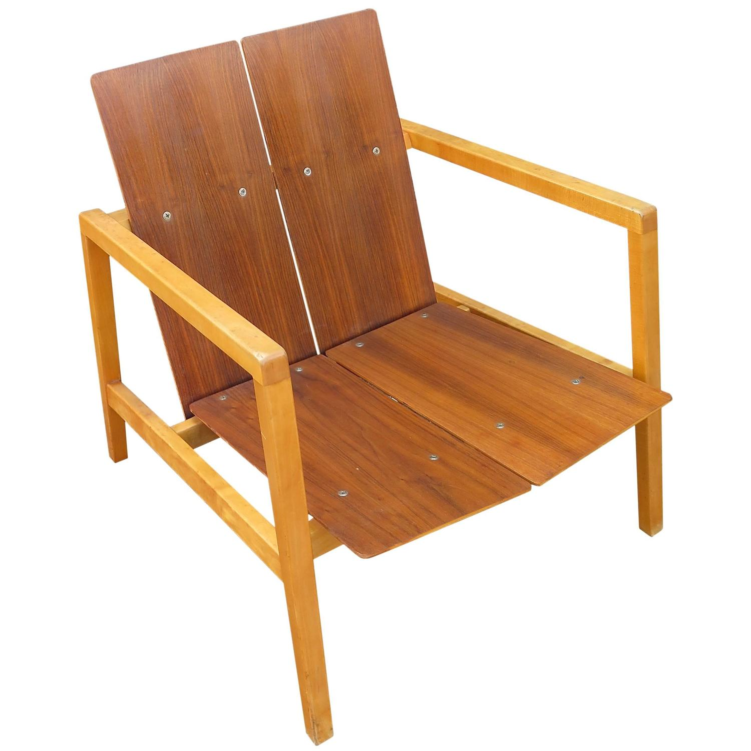1950 Lewis Butler For Knoll Lounge Chair For Sale At 1stdibs