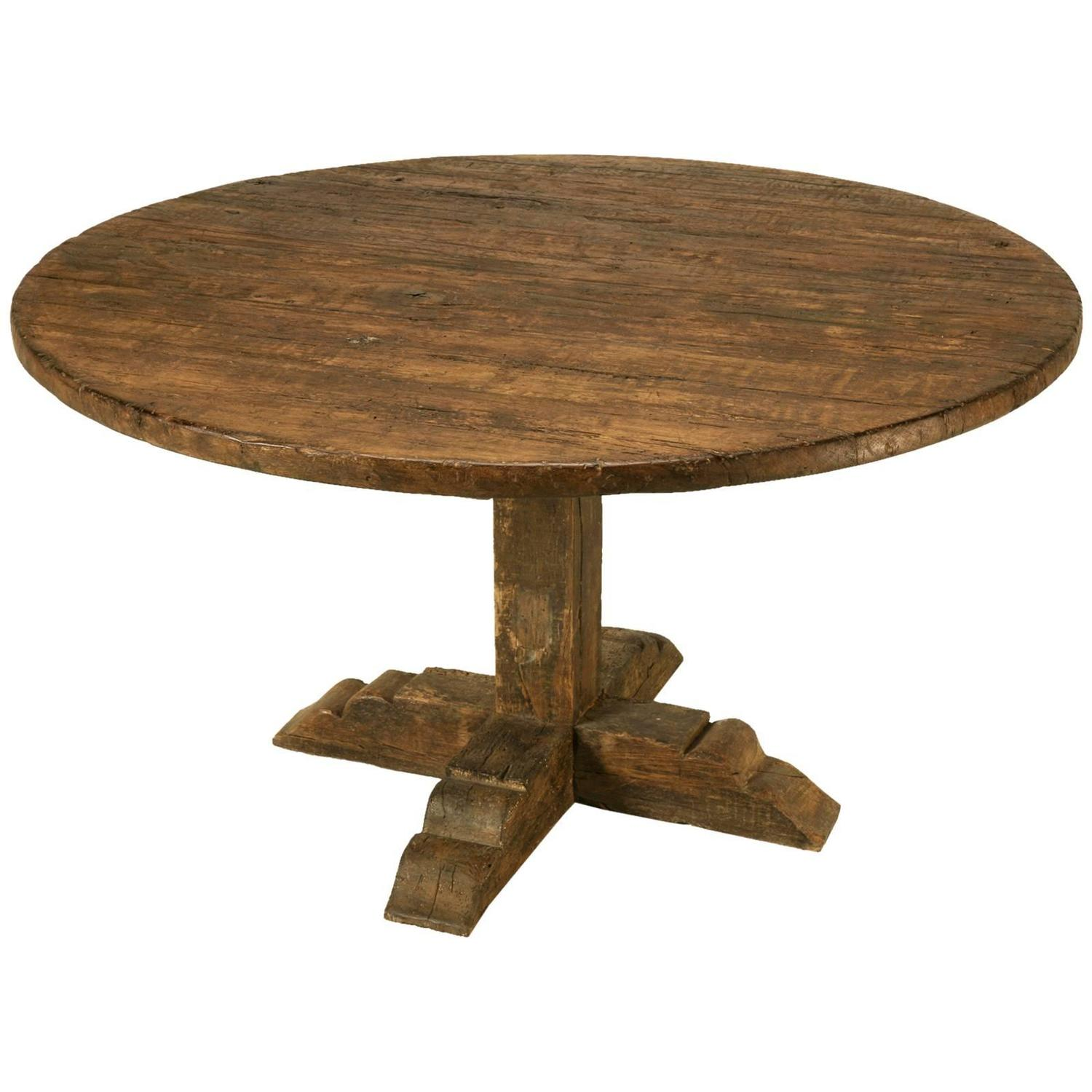 italian round dining table for sale at 1stdibs