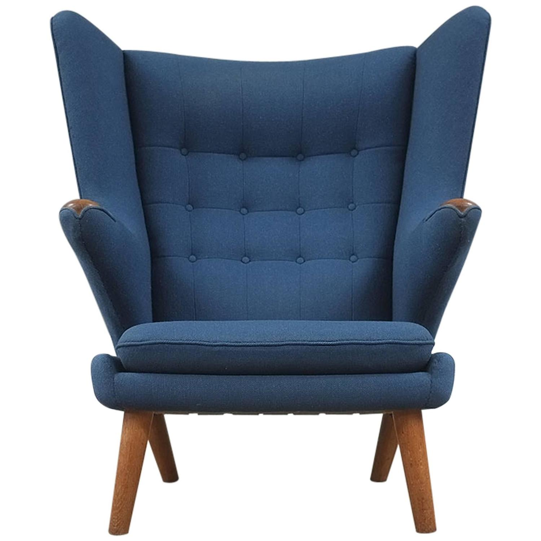 Admirable Hans Wegner Papa Bear Chair Ibusinesslaw Wood Chair Design Ideas Ibusinesslaworg