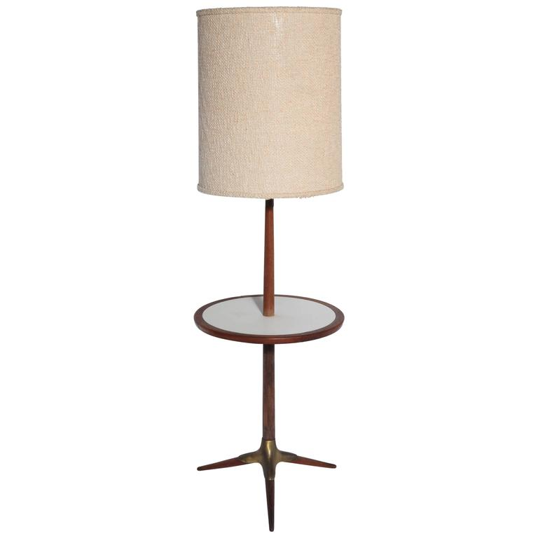 thurston tripod floor lamp and side table is no longer available. Black Bedroom Furniture Sets. Home Design Ideas